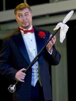 René Pape Méphistophélès al MET 2011 Foto Ken Howard Metropolitan Opera