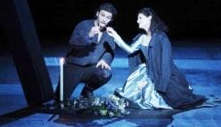 Jonas Kaufmann i Anja Harteros (Don Carlo a Munic, producció de Jürgen