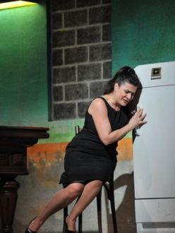 Cecilia Bartoli, Desdemona al Otello de Rossini a l'Opernhaus de Zuric