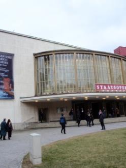 Teatre Schiller Berlín foto IFL
