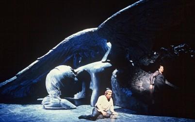 Tristan und Isolde producció de Harry Kupfer
