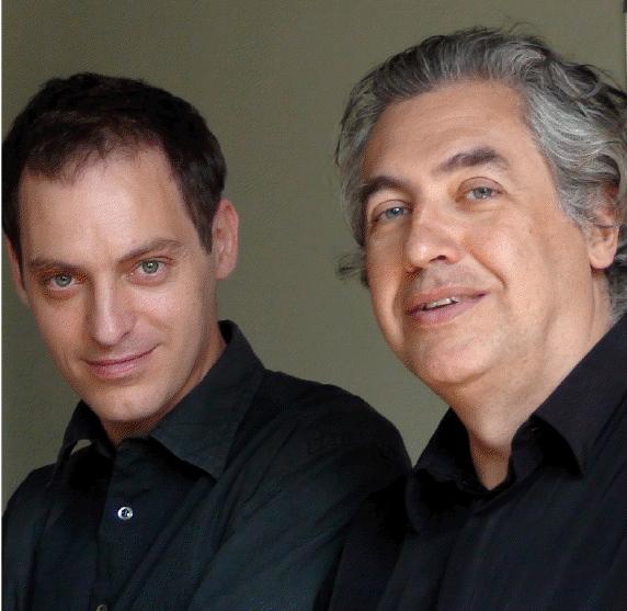 Josep M. Almiron i Lluís Avendaño