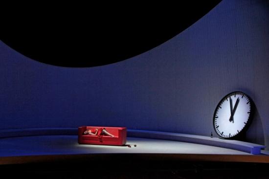 La Traviata MET 2012 Producció Willy Decker Foto Ken Howard MET