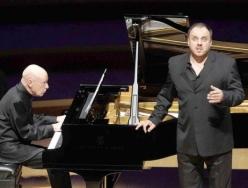 Christoph Eschenbach i Matthias Goerne (foto Lawrence K. Ho/Los Angeles Times)