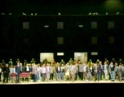 Peter Grimes al Teatre alla Scala de Milà 2012. Producció de Richard Jones.