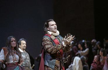 Michael Fabiano (Cassio d'Otello al MET 2012)
