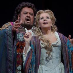 Johan Botha i Renée Fleming (Otello al MET 2012)