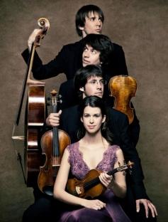 Quartet Gerhard. Foto Josep Molina
