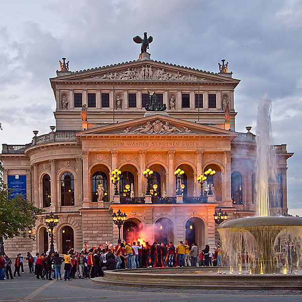 Alte Oper de Frankfurt