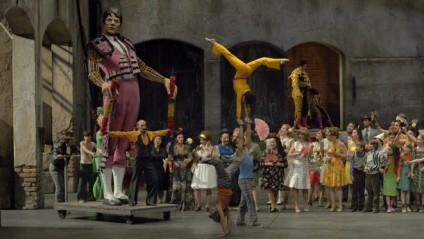 El lamentable acte 4at de Carmen a l'ONP producció d'Yves Beaunesne