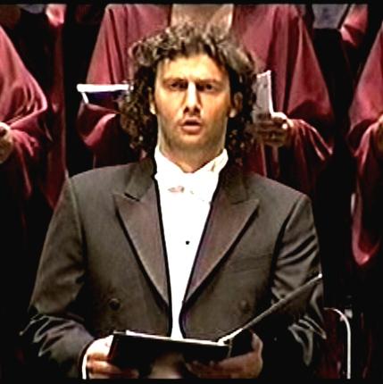Jonas Kaufmann al Liceu, juliol 2005. Missa Solemnis de L.V-Beethoven