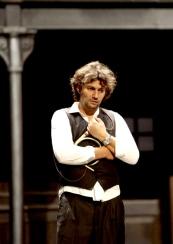 Jonas Kaufmann (Lohengrin) Scala 2012. Producció de Claus Guth