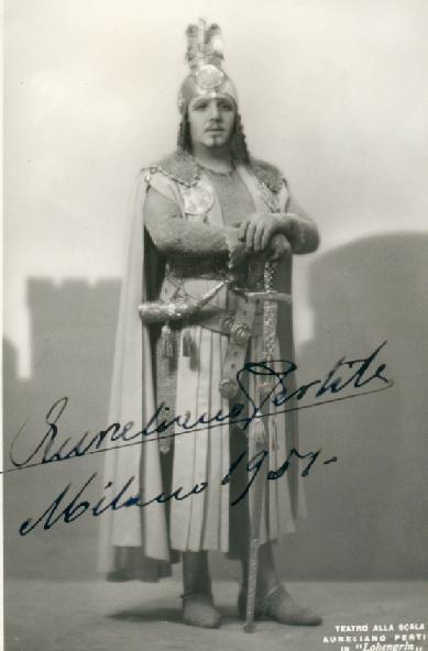 Aureliano Pertile (Lohengrin)