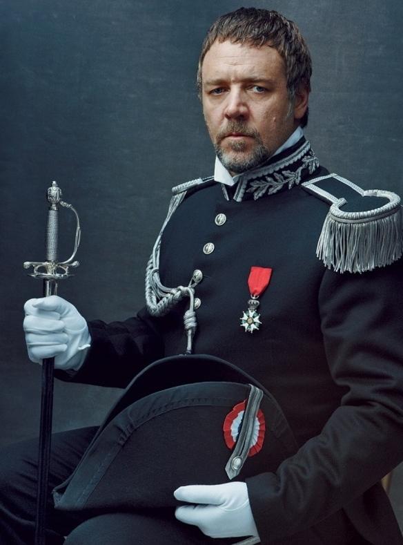 Russell Crowe Javert