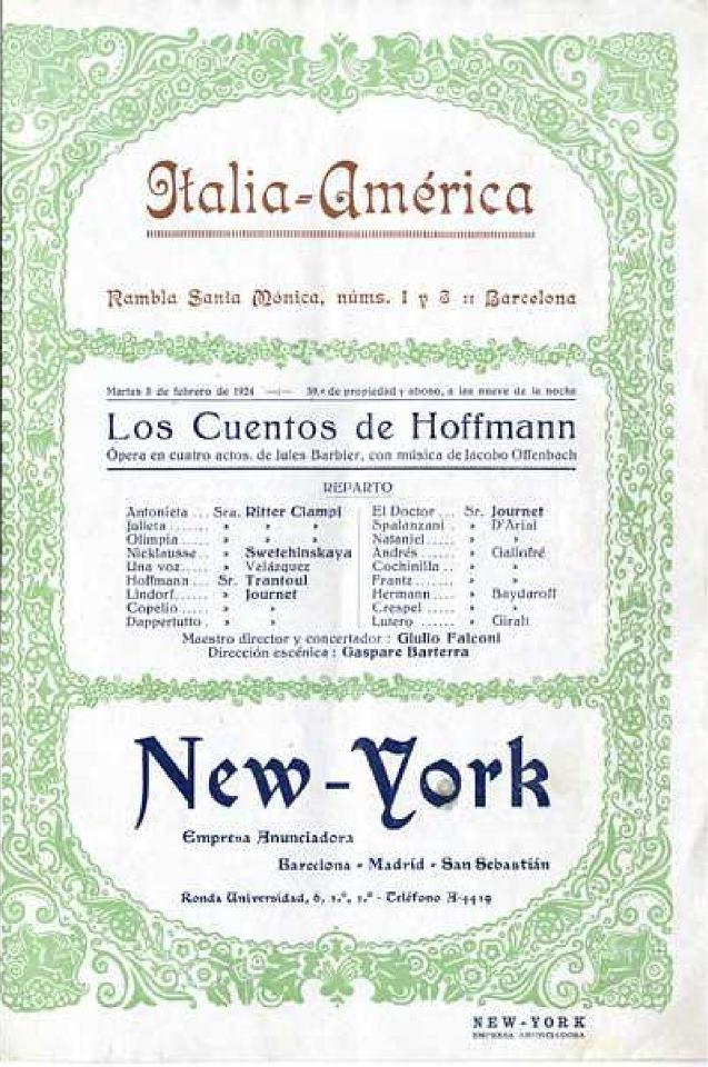ContesdHofmann1924 Liceu