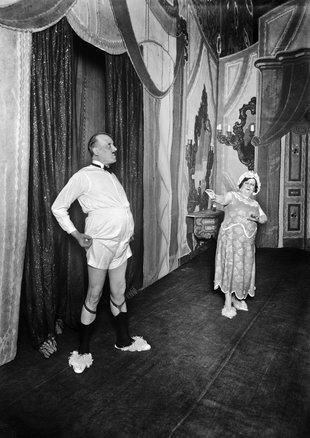 Josep Sempere, fotografia d'Alexandre Merletti Guanglia 1920