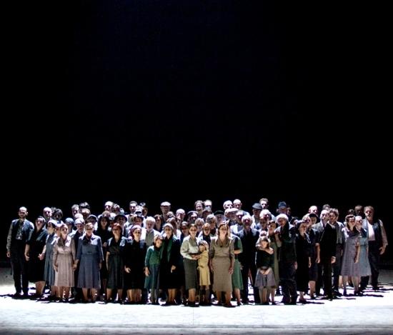 Teatro alla Scala, Nabucco - producció 2013 de Daniele Abbado