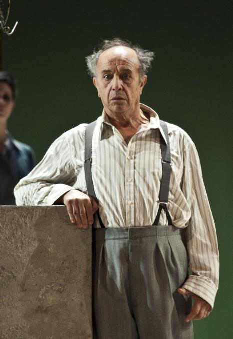 Leo Nucci com a Nabucco a la Scala 2013
