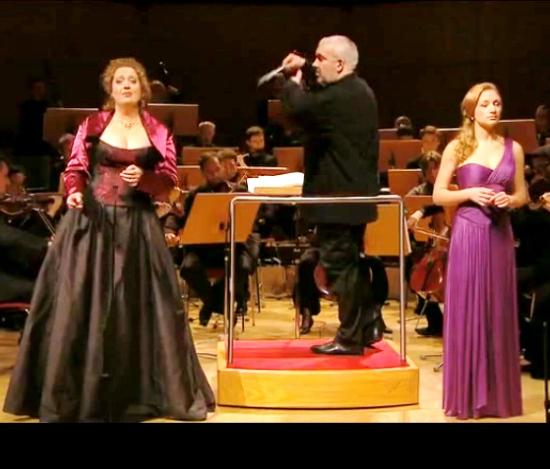Ann Hallenberg-Marc Minkowski-Sabine Devieilhe Les Musiciens du Louvre  Koelner Philharmonie 30/12/12