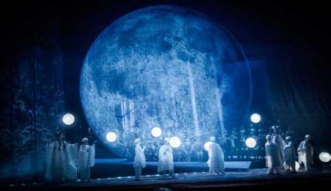 Turandot a l'ÒPera Reial d'Estocolm, producció de Marco Arturo Marelli