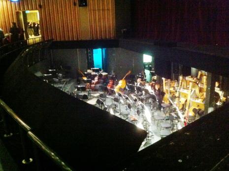 Fossar del Teatre Schiller, Berlín. Foto Elio
