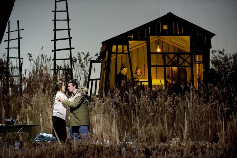 La ciutat invisible de Kitege, producció de Dmitri Tcherniakov, Amsterdam 2012
