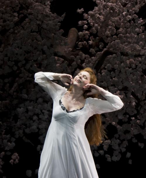 Martina SErafin, Sieglinde a l'ONP, producció de Günter Krämer