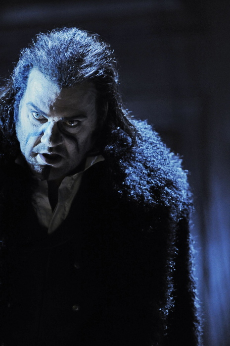 Bryn Terfel l'Holandès a la Scala. Fotografia de l'Opernhaus de Zuric