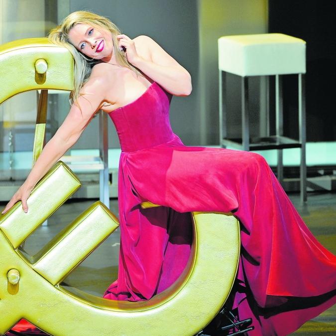 Anna Gabler, Gutrune a Munic en la producció de Götterdämmerung de Andreas Kriegenburg