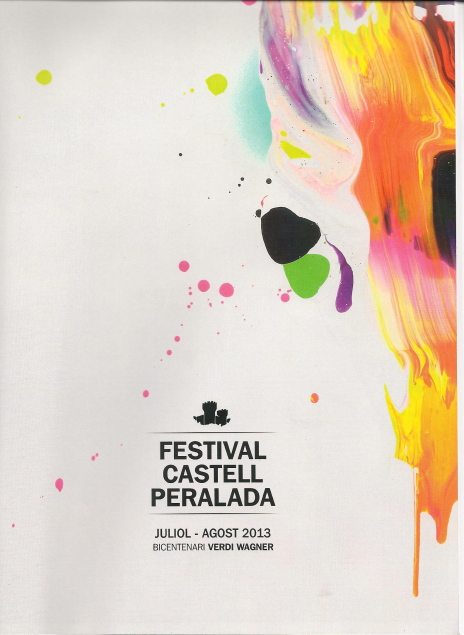 cartell del Festival, obra de Yago Hortal