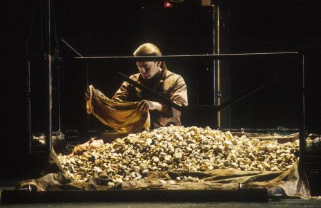Das Rheingold, producció de Robert Carsen