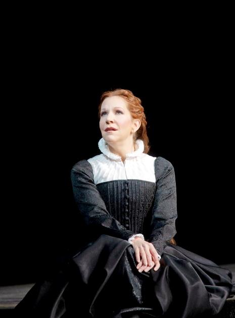 Joyce DiDonato, Maria Stuarda al MET. Foto Ken Howard/Metropolitan Opera