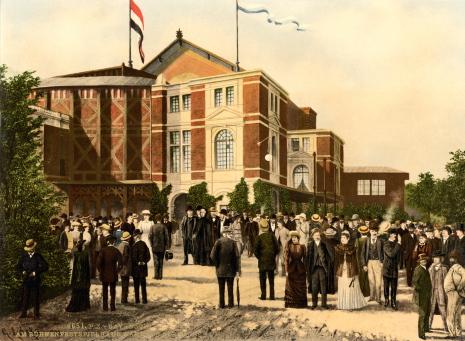 Festspielhaus de Bayreuth (1895)