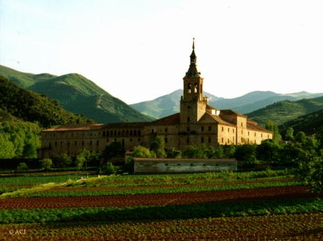 Monestir de San Millán de Yuso (La Rioja)