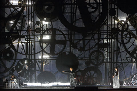 Il Trovatore a Munich, producció de  Olivier Py