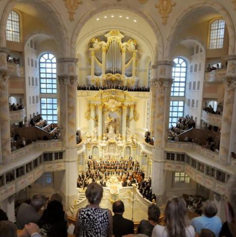 Frauenkirche de Dresden
