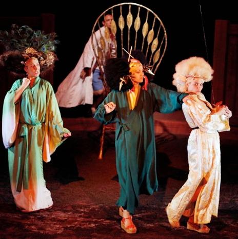Elena de Francesco Cavalli segons la producció de Jean-Yves Ruf per el Festival d'Aix en Provence 2013