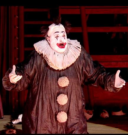 George Gagnidze (Rigoletto), producció de Robert Carsen a AIx-en-Provence 2013