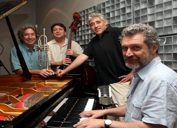 Matthew Simon, Horacio Fumero, Lluís Ribalta i manel Camp (Manel Camp Quartet)