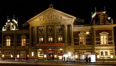 El Concert-Gebouw d'Amsterdam