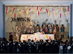Die Meistersinger von Nürnberg a Amsterdam 2013 Acte 3er Foto Monika-Rittershaus