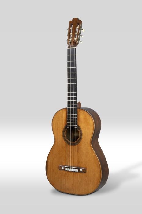 La guitarra dels lleons in fernem land for Guitarras barcelona