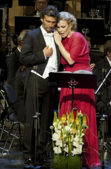 Jonas Kaufmann i Elina Garanca