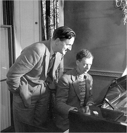 Benjamin Britten i Peter Pears