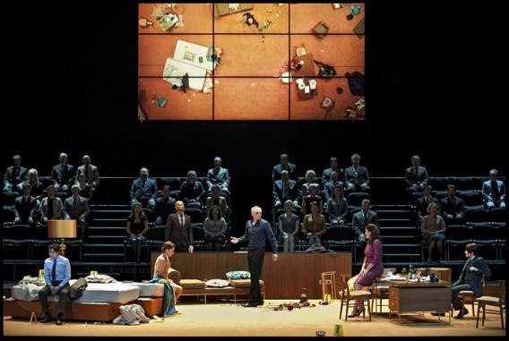 La clemenza di Tito producció de  Foto © Clärchen und Matthias Baus
