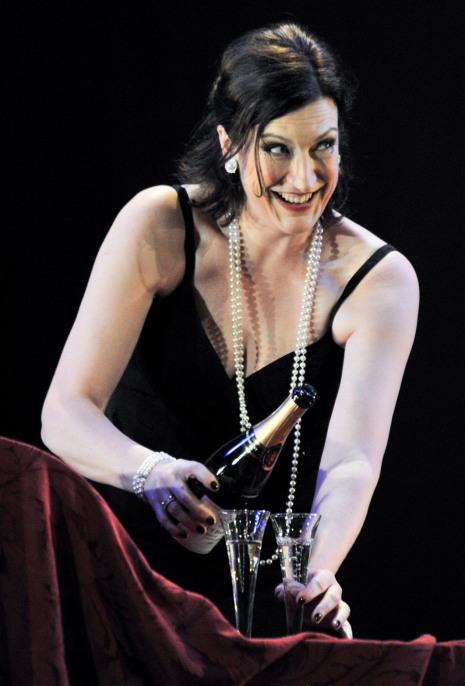 Sarah Connolly, Agrippina al Liceu. Foto A.Bofill
