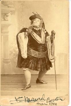 Victor Maurel, Falstaff (1848-1923)