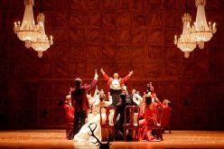 Falstaff (Verdi) al MET, 3er acte, escena 2ª producció de Robert Carsen
