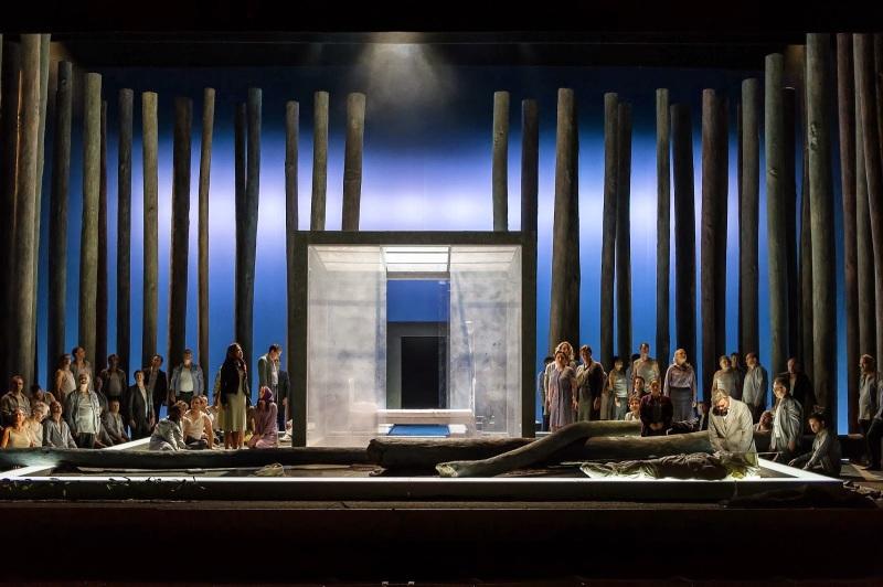 Parsifal a la ROH 2013, producció de Stephen Langridge