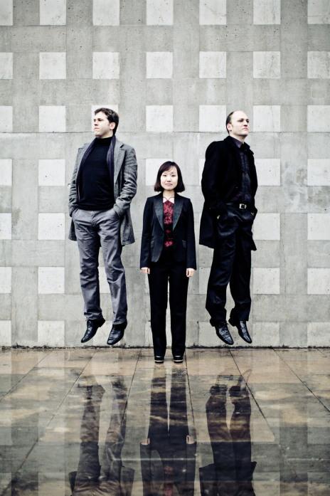 Fotografia Ludwig Trio